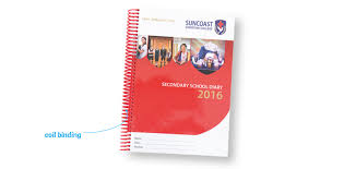 School Diary Design Customised Your School Diary