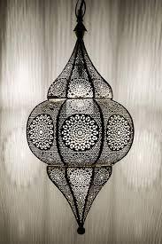 Moroccan Ceiling Light Uk Moroccan Lamp Ceiling Lights Malha 50cm Large Silver E14