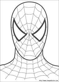 Disegni Di Spiderman Facili Playingwithfirekitchencom
