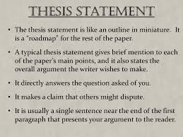 writing a research paper ppt  7 thesis