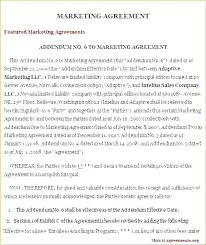 Free Marketing Consultant Contract Template Download For Resume – Mobstr
