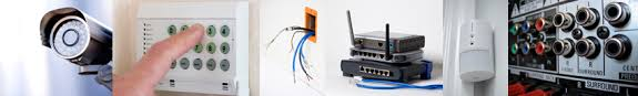 security installation. we provide security cameras systems alarm networkingcabling home theater and telephone all of our technicians are fully installation