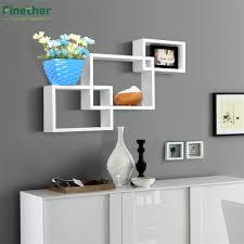 Wall Bookshelves Online Get Cheap Wall Mounted Bookshelves Aliexpresscom