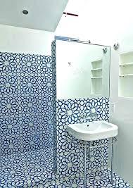 small bathroom designs without bathtub small bathroom design without tub view in gallery bold tile a