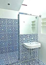 small bathroom designs without bathtub small bathroom design without tub view in gallery bold tile a small bathroom designs without bathtub