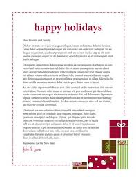 Holiday Newsletter Template Classy Holidays MagCloud
