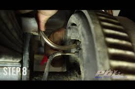 with the bleeder open the brake pedal will travel downward toward the floorboard at which point your istant should shout floor