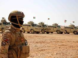 تمرين للجيش الأردني.. رئيس هيئة الأركان يؤكد جهوزية التعامل مع التهديدات