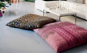 floor pillows diy. Diy Meditation Cushion | These Pillows Are The Perfect Floor Cushion, Large And Dense With
