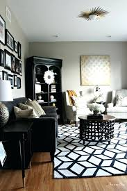 beautiful white area rugs for living room where to bold black and creative modern rooms