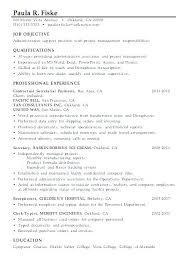 Technical Support Skills List Administrative Resume Skills List 4 Contesting Wiki