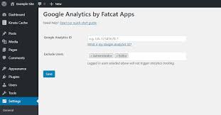 Analytics Google To Wordpress Guide ultimate Add How xwZt4