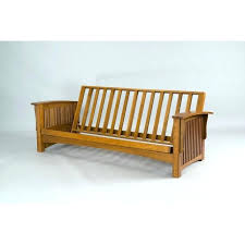 solid wood futon frame solid wood futon frame plans bed wooden and mattress set full size solid wood futon