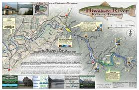 Tennessee Fishing Maps And Tn Fishing