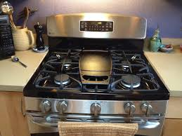 gas cooktop with griddle. Article: New GE Profile Gas Range Comes With A Pleasant Surprise Gas Cooktop With Griddle