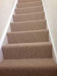striped carpet 599m2 brown for stairs t73 stairs