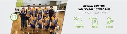 Design Your Own Football Uniform For Fun Custom Volleyball Uniforms Design Your Own Onthego Sports