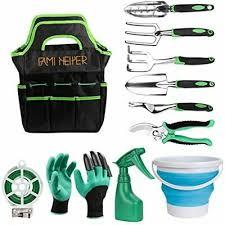 fami helper garden tools set 11 pcs