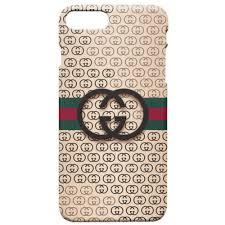 gucci iphone 7 plus case. indocustomcase gucci logo case cover for iphone 7 plus | lazada indonesia iphone