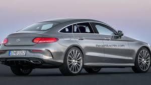mercedes 2015 c class coupe. Interesting Mercedes Gallery MercedesBenz CLC Fourdoor Coupe Rendered Based On CClass Coupe To Mercedes 2015 C Class C