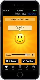 Mood Chart App My Mood Tracker