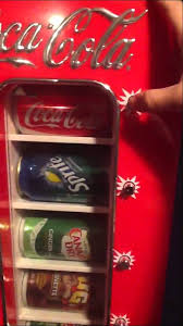 Home Coke Vending Machine