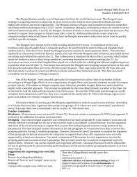 Examples Of Dbq Essay Surfingmadonna Org