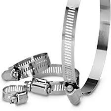 Worm Gear Clamp Size Chart Worm Gear Clamps Clampco Products