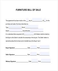 The Bill Of Sale Free Bill Of Sale Form Template Vehicle Car Auto Dmv