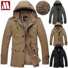 mens jacket parka mens warm greatcoat cotton fleece overcoat thickening faux fur winter coat asia s 6xl d069