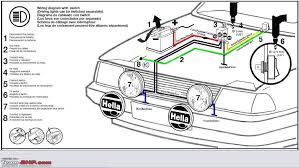 the hella experience 500 ff page 6 team bhp the wiring diagram is the hella experience 500 ff hella500ffwiring jpg