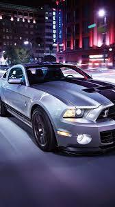 Ford Mustang Night Street 4K Ultra HD ...