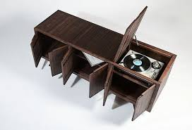 Image Info Cds Are Necessary Of Course And Streaming Music Tools Are Handy But Theres Just Something Nicely Portland Monthly Modernist Cabinet Portland Monthly