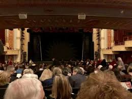 Keybank State Theatre Section Orchc