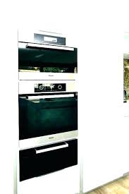 home depot oven microwave combo new inch built in wall oven inch pertaining to built in