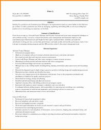 Best Event Manager Resume Objective Gallery Best Resume Examples