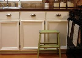 Add Molding Kitchen Cabinets Adding Crown To