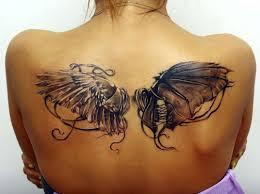 тату крылья татуировки 101 фото