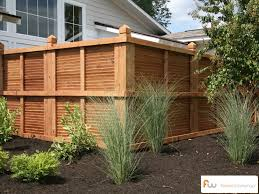 privacy fence design. The Pearl Privacy Fence Design