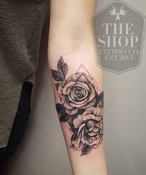Image Result For Triangle Tattoo Gardenia Tattoo Ideas Tattoos