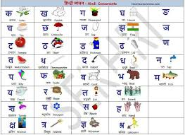 Image Result For Vyanjan In Hindi With Pictures Hindi