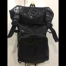 gucci 500 backpack. authentic gucci monogram backpack 500 5