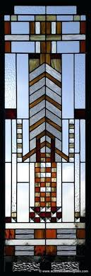 frank lloyd wright glass stained glass frank wright style window with detailed design frank lloyd wright