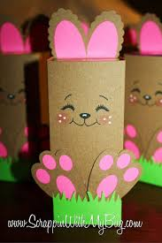 40 simple easter crafts for kids easter bunny boxes