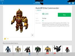 Roblox Skin Creator Roblox Redcliff Elite Commander Build Minecraft Amino