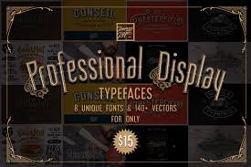 last day 8 vintage professional display fonts and shapes only last day 8 vintage professional display fonts and shapes only 15