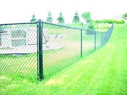Exciting Chain Link Post Home Improvement Extend A
