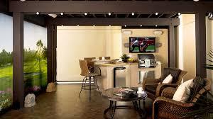 InStore Outdoor Great Room Showroom  Magnolia Best Buy Outdoor Great Room