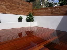 Small Picture Modern Garden Design Clapham London Blog Hardwood Deck Screen