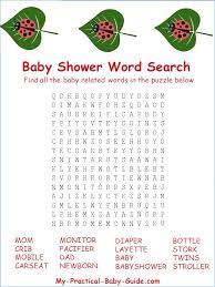 Most Popular Baby Shower Games | forosgratuitos.net